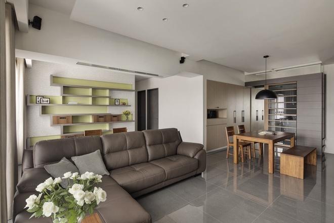 Afscheiding Keuken Woonkamer : Keuken in de woonkamer. great eettafel in een woonkamer met open