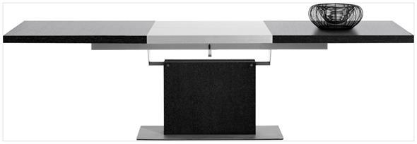 design meubel uitgeschoven