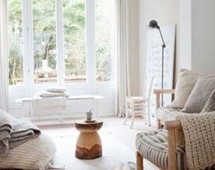 Een gezelligere woonkamer met deze drie tips