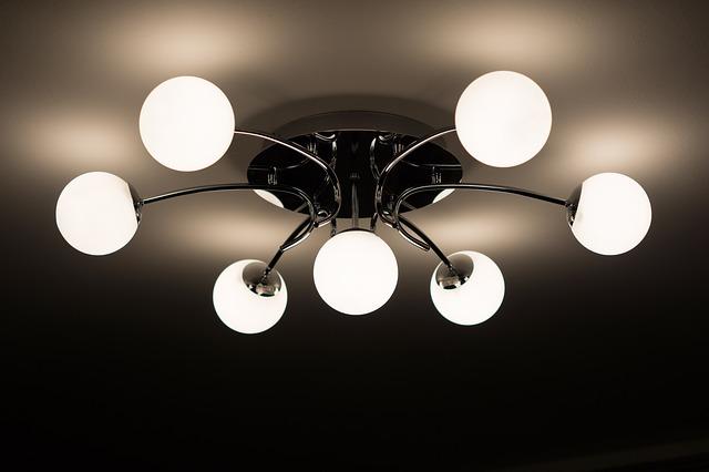Verlichting in de eetkamer
