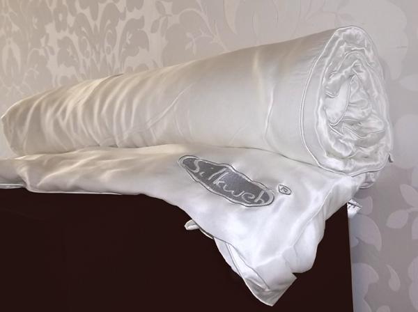 De grootste voordelen van slapen tussen zijde