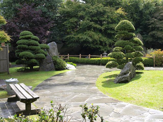 Tuin laten ontwerpen door een hovenier