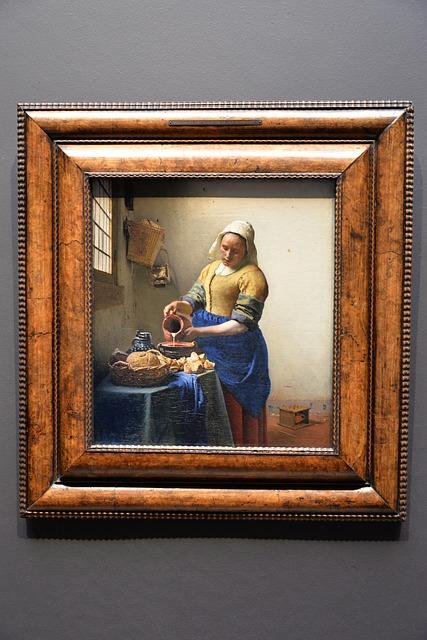 Een echte Johannes Vermeer in uw huis?