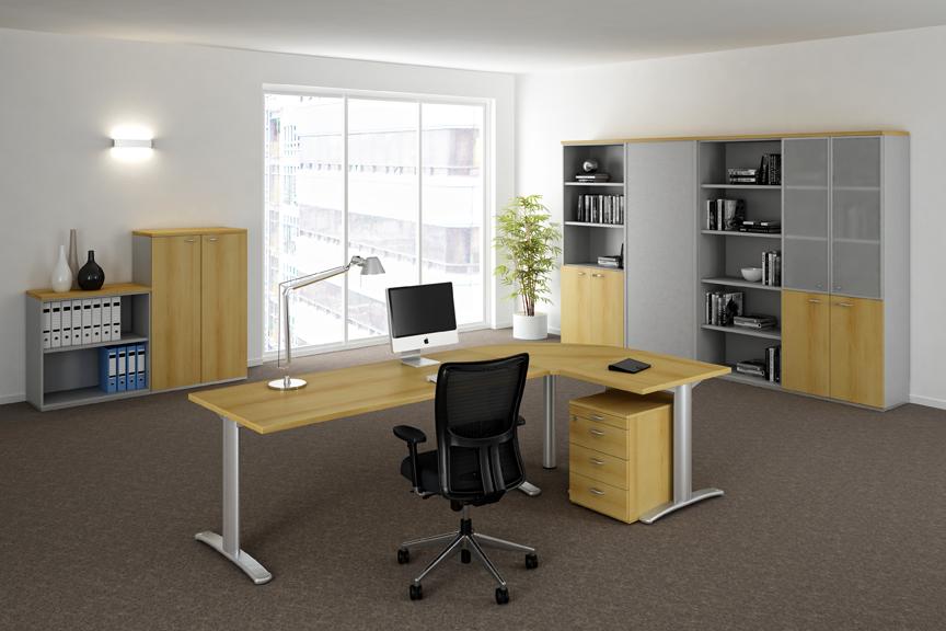 Tips voor een kantoor in je huis de interieur expert - Kamer en kantoor ...