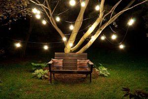 Zuinige buitenverlichting in je tuin
