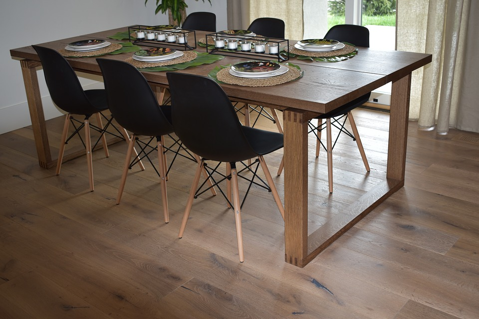 Hout in je interieur