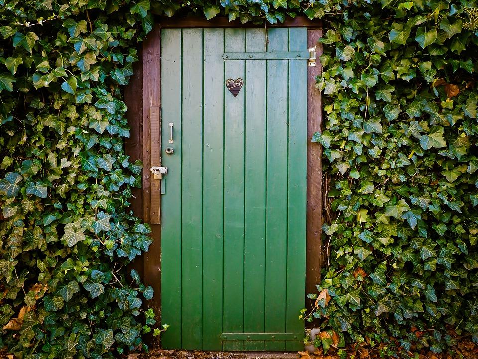 Zorg voor een veilig slot op jouw tuindeur