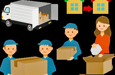 Voordelen van een verhuisbedrijf