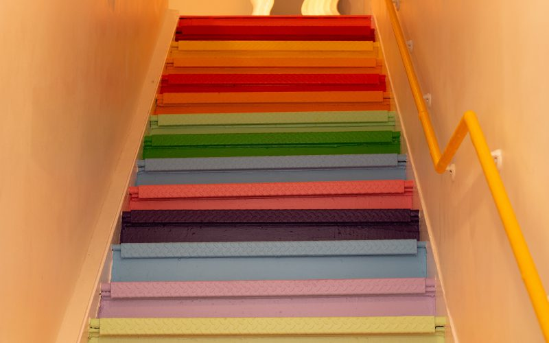 Waarom kiezen voor een bouwpakket trap?