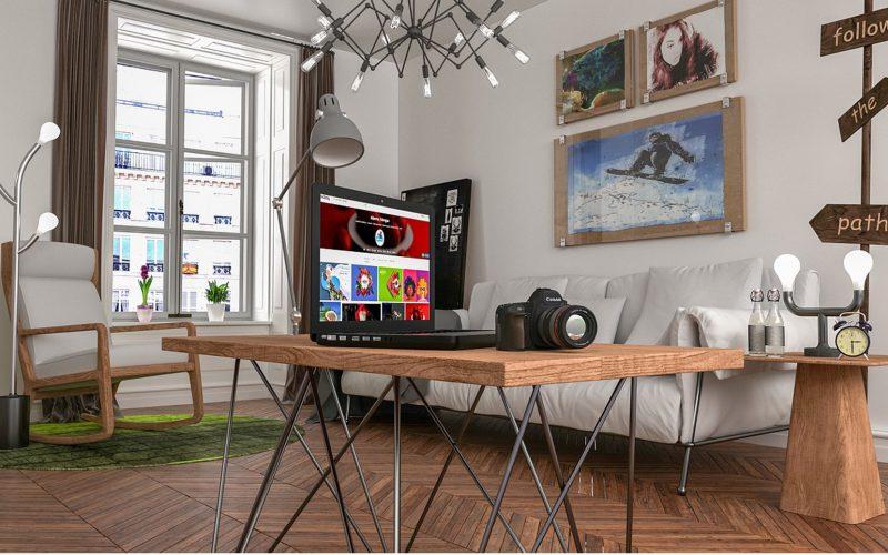 Verrijk uw interieur met eigen foto's aan de muur